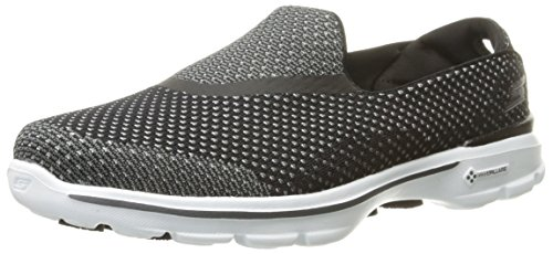 skechers-womens-go-walk-3-go-knit-low-top-sneakers-black-bkw-3-uk-36-eu