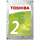 "Toshiba E300 Low Energy - Disco duro interno de 2 TB (8,9 cm (3,5""), SATA)"
