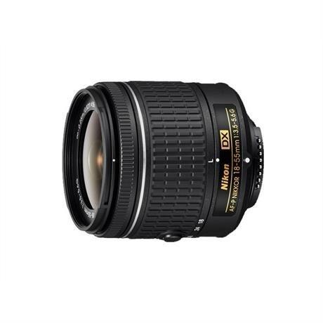 Galleria fotografica NIKON Obiettivo Nikon AF-P DX NIKKOR 18-55mm f/3.5-5.6G (no VR)