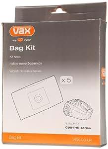 Vax Accessoires Kit de 5 Sacs HEPA pour C90-P1B-H-E