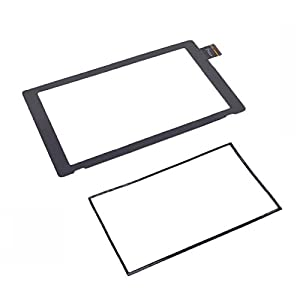 Feicuan Ersatz Touch Panel Screen TouchPad and Sponge Pad für Nintendo Switch Konsole Reparatur Accessory