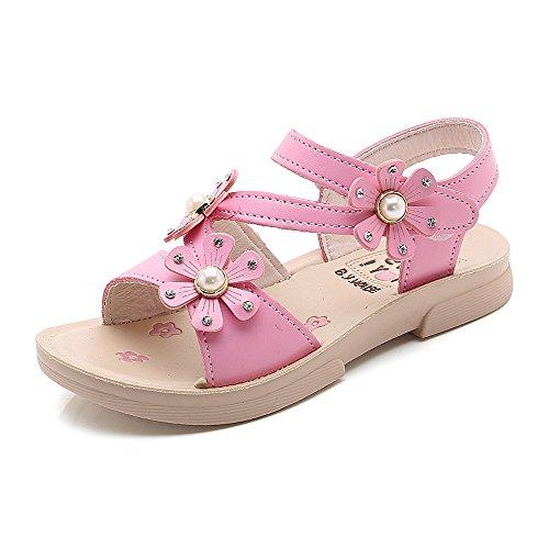 QZBAOSHU Girls Sandals with Thre...
