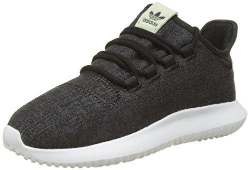 adidas Tubular Shadow, Scarpe da Ginnastica Basse Donna, Nero (Core Black/Grey Five/Footwear White), 40 2/3 EU