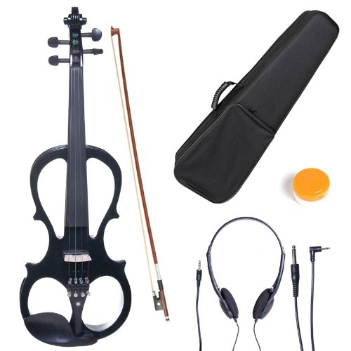 cecilio-3-4cevn-1bk-size-3-4-electric-violin-black