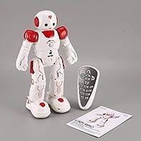 FCGV Jjrc R12 Gestures Sensing Dancing Robot de Control Remoto Inteligente Juguete de Regalo - Rojo