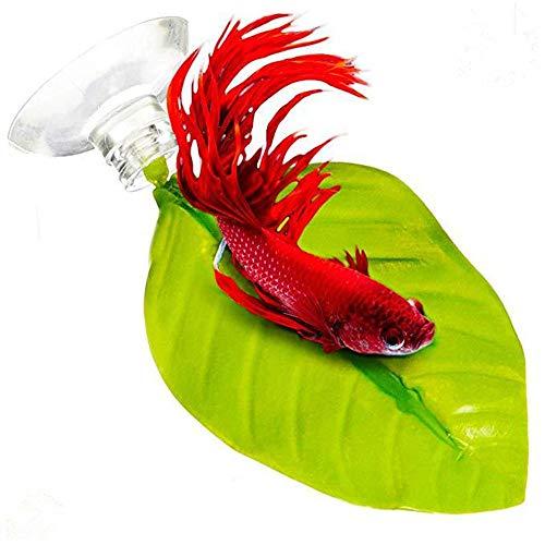 tianranrt nadar cama hojas Hamaca Luchar pescado Acuario Decoración