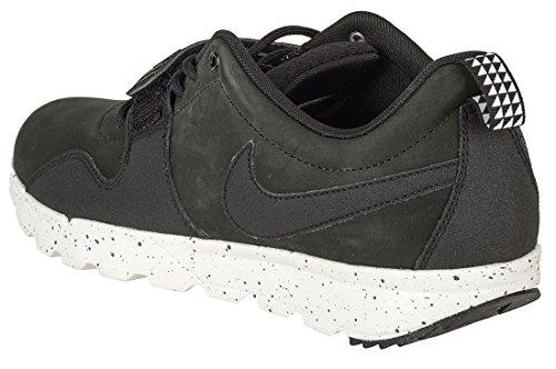 Nike, Wmns Capri Ii, Sneaker, Donna Black (Black / Black-Black)