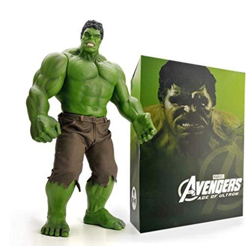TOYEE Marvel Avengers: Infinity War Hulk 51CM Übergroßes Animiertes Charaktermodell