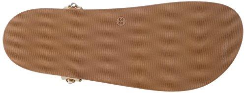 Inuovo Damen 6282 T-Spange Beige (Beige)