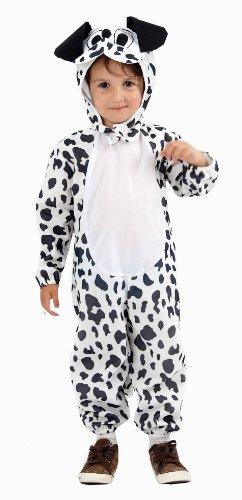 Für Dalmatiner Kleinkind Kostüm (Kleinkind Dalmatiner Hund Kostüm 2–3YRS by)