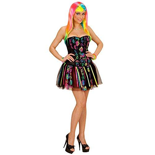 Rainbow Fantasy Girl Farbenen Regenbogen Frau Bunt Farbe ()