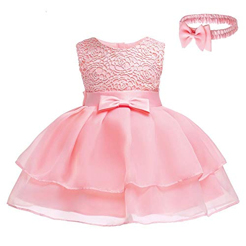 - Rosa Prinzessin Kleid Für Kleinkind