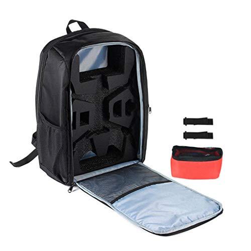 Brucelin - Funda de transporte para Parrot Bebop 2 Fpv Drone, mochila portátil, bandolera de viaje, accesorios para helices a