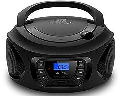 CD CD-R USB FM