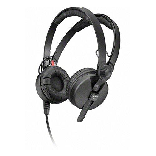 SENNHEISER HD 25-1 II professionali DJ (+ copri padiglioni di ricambio e sacchetto per contenimento/trasporto)