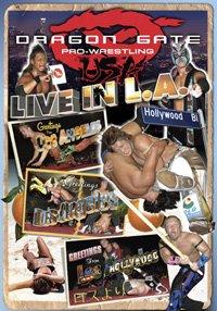 Preisvergleich Produktbild Dragon Gate Pro Wrestling: Live in L.A.