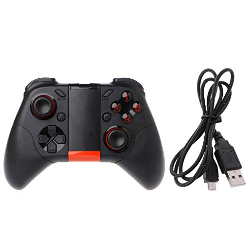 VvXx Bluetooth Gamepad Wireless Game Remote Controller for Android iOS Smartphone VR