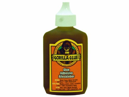 GORILLA GLUE 60ml BONDS WOOD, ST...