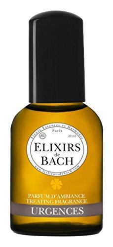 Les Fleurs De Bach Notfall Behandlung Duft 50ml Spray (Natürliche Depression Relief)