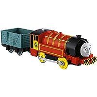 Thomas & Friends - Tren para modelismo ferroviario Thomas y sus amigos, color Rojo (Mattel BMK90)