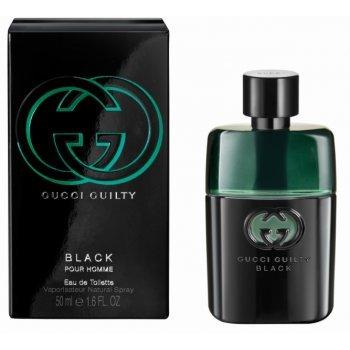Profumo uomo guilty black eau de toilette vapo 50 ml di gucci