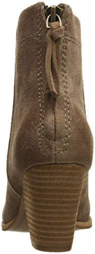 Splendid Ryebrook Femmes Daim Bottine Dark Tan