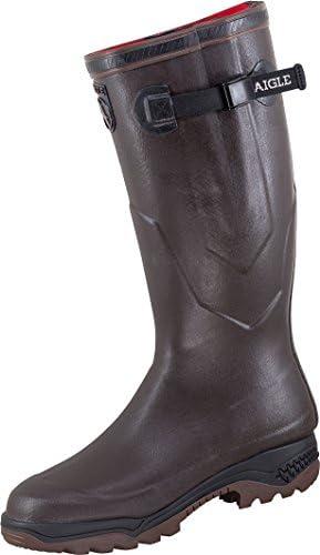 Botas de caza de alta calidad, en dos colores, de Aigle Parcours marrón 41