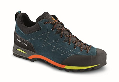 Scarpa Zodiac Tech Approach Hiking Scarpe - SS17 lake blue