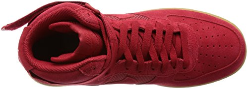 Nike 806403-601, Chaussures de Sport Homme Rouge