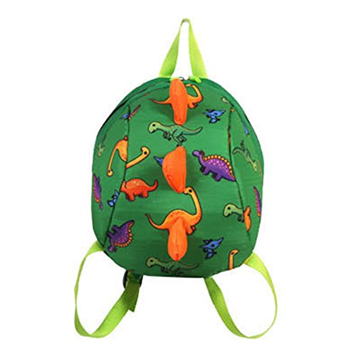 Mochila linda del dinosaurio 3D para el niño, mini mochila del prew