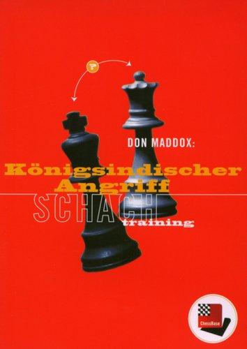 Angriff Brettspiel (Königsindischer Angriff, ChessBase Schachtraining, CD-ROM Für Windows 95/98/2000/Me/XP)