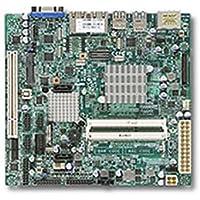 Supermicro X9SCAA-L-O Motherboard (Intel Atom N2800, VGA, SATA III, DDR3 Speicher)
