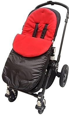 Silla de paseo de modo que el usuario para adaptarse al cuerpo Cosatto universalgadgets yo! Supa Dupa Ooba Supa de color rojo