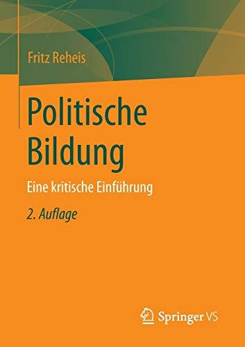 Politische Bildung: Eine kritische Einführung