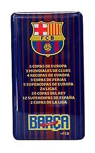 FCB FC Barcelona- Imán palmarés, (CYP IM-34-BC)