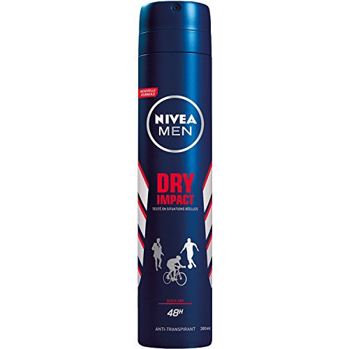 Nivea Men Déodorant Atomiseur Dry Impact 200 ml