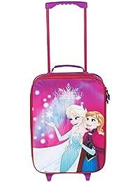 Disney Frozen DFR15–8302Magic Custodia Trolley Rigido, Multicolore