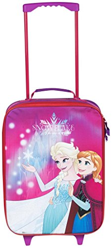 Disney Frozen DFR15-8302Magic Custodia Trolley Rigido, Multicolore