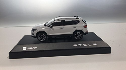 Preisvergleich Produktbild Seat Ateca Modell 1:43 (weiß)
