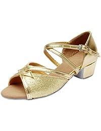 esDorado De Mujer Amazon Zapatos Cordones Para QrCxdeWEBo