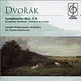 Symphonies 7, 8 And 9, Symphonic Variations (Mackerras)