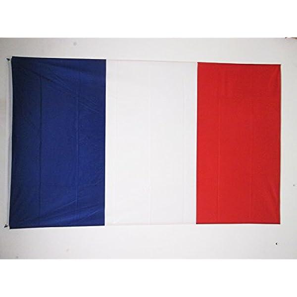 Nantes 90 x 150 cm Fourreau pour hampe AZ FLAG Drapeau Bretagne Melen Ha Gwer 150x90cm Drapeau Breton Jaune et Vert