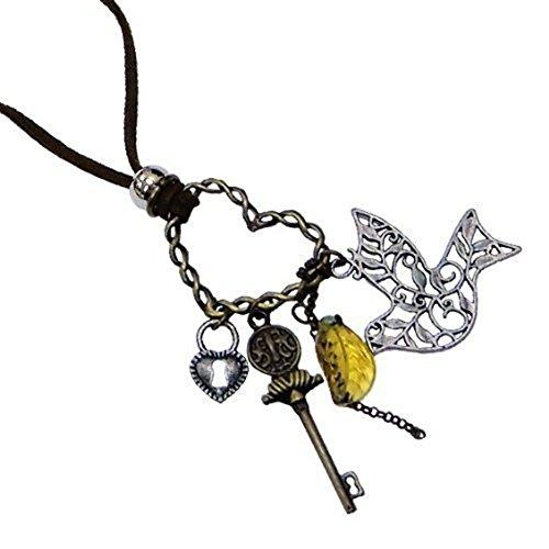 collar-amuleto-largo-cordn-efecto-gamuza-con-dijes-paloma-llave-candado-corazn-y-hoja-largo-ajustabl
