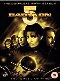 Babylon 5: Season 5 [DVD] [1994]