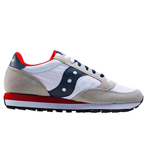 Saucony Jazz Original 2044-311, Chaussures De Sport Pour Homme Blanches