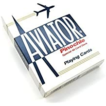 Aviator Pinochle Playing Cards - 1 Sealed Blue Deck by Aviator