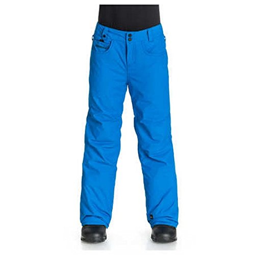 Quiksilver State Youth Pantalon Garçon Olympian Blue FR : 10 ans (Taille Fabricant : S/10)