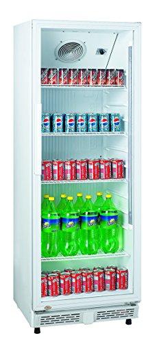 Saro 437-1000 GTK 230 Kühlschrank mit Umluftventilator, 230 L, Weiß