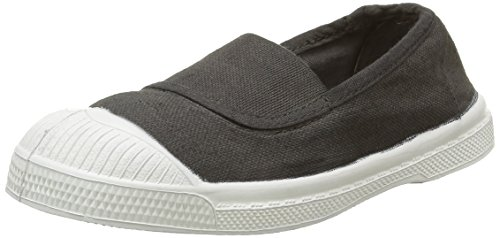 BensimonTennis - Sneaker Unisex - Bambini , Nero (Noir(835 Carbone)), 27