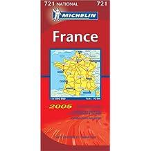 Carte routière : France